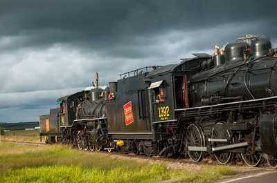 Home - Alberta Railway Museum