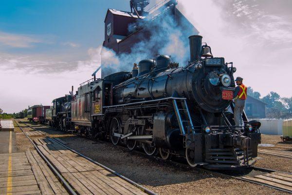 1392 Locomotive